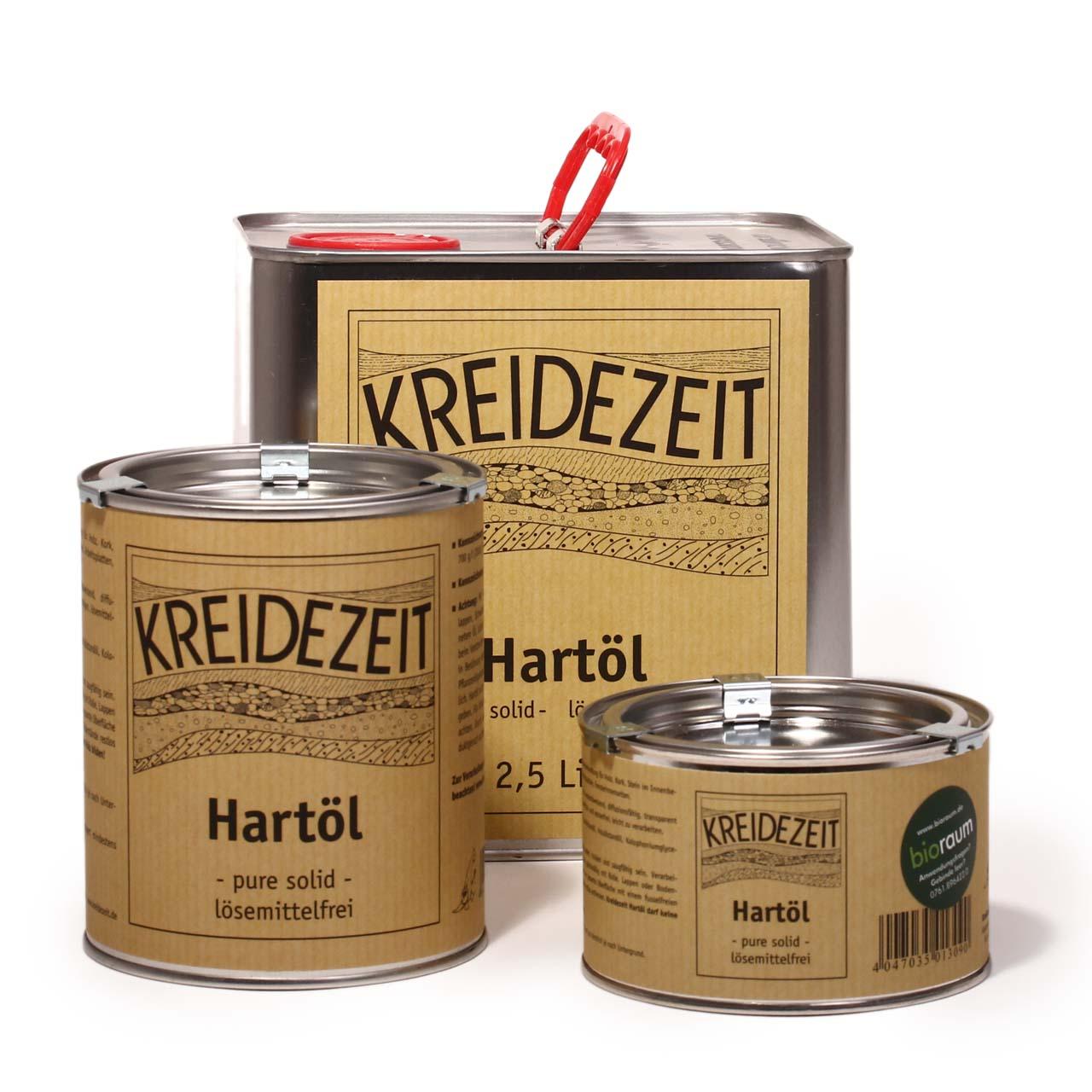 KREIDEZEIT Hartöl Pure Solid