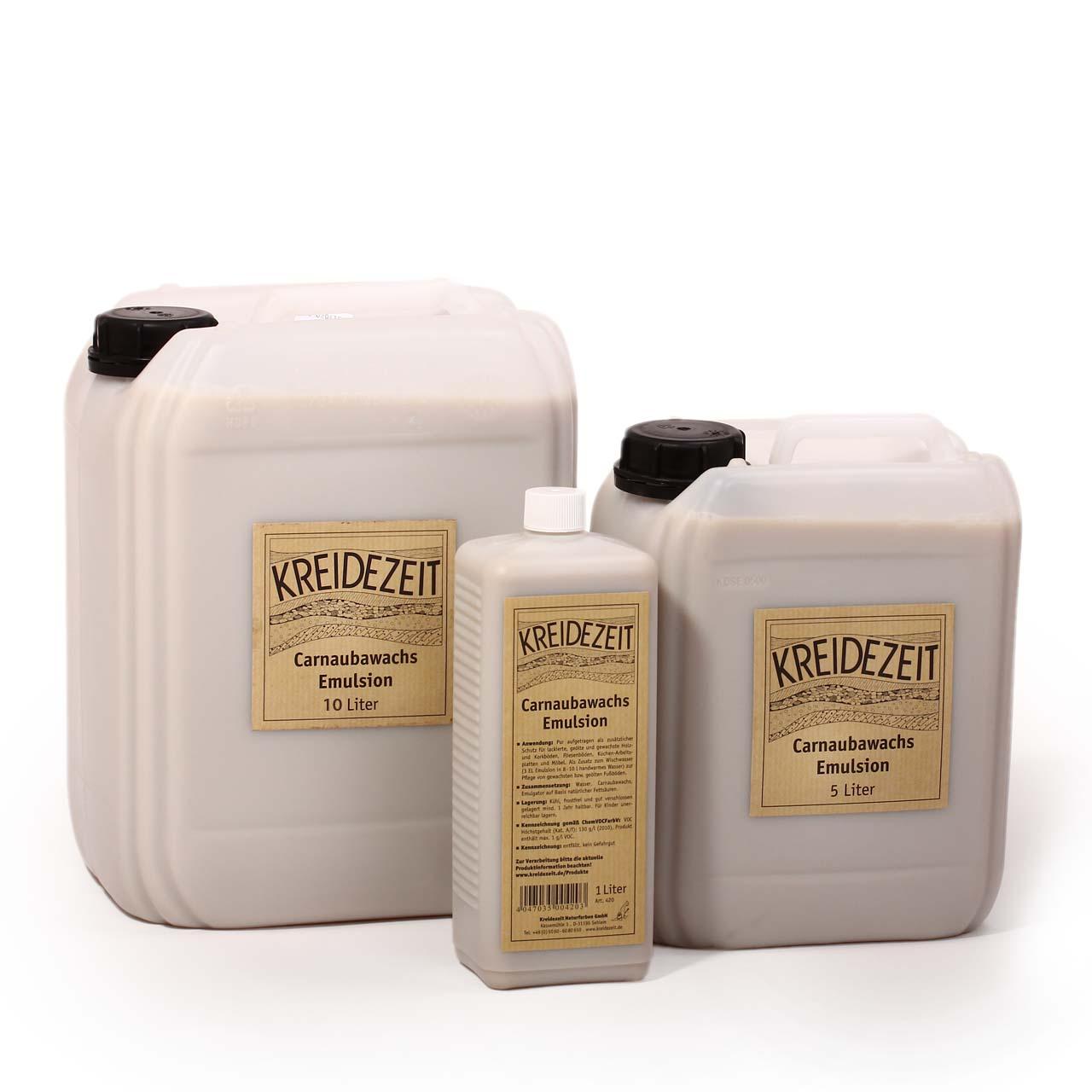KREIDEZEIT Carnaubawachs Emulsion