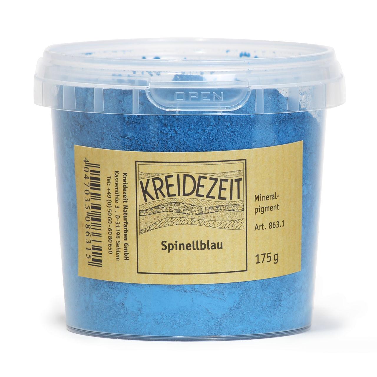 Kreidezeit Spinellblau Pigment | Kreidezeit Naturfarben Shop