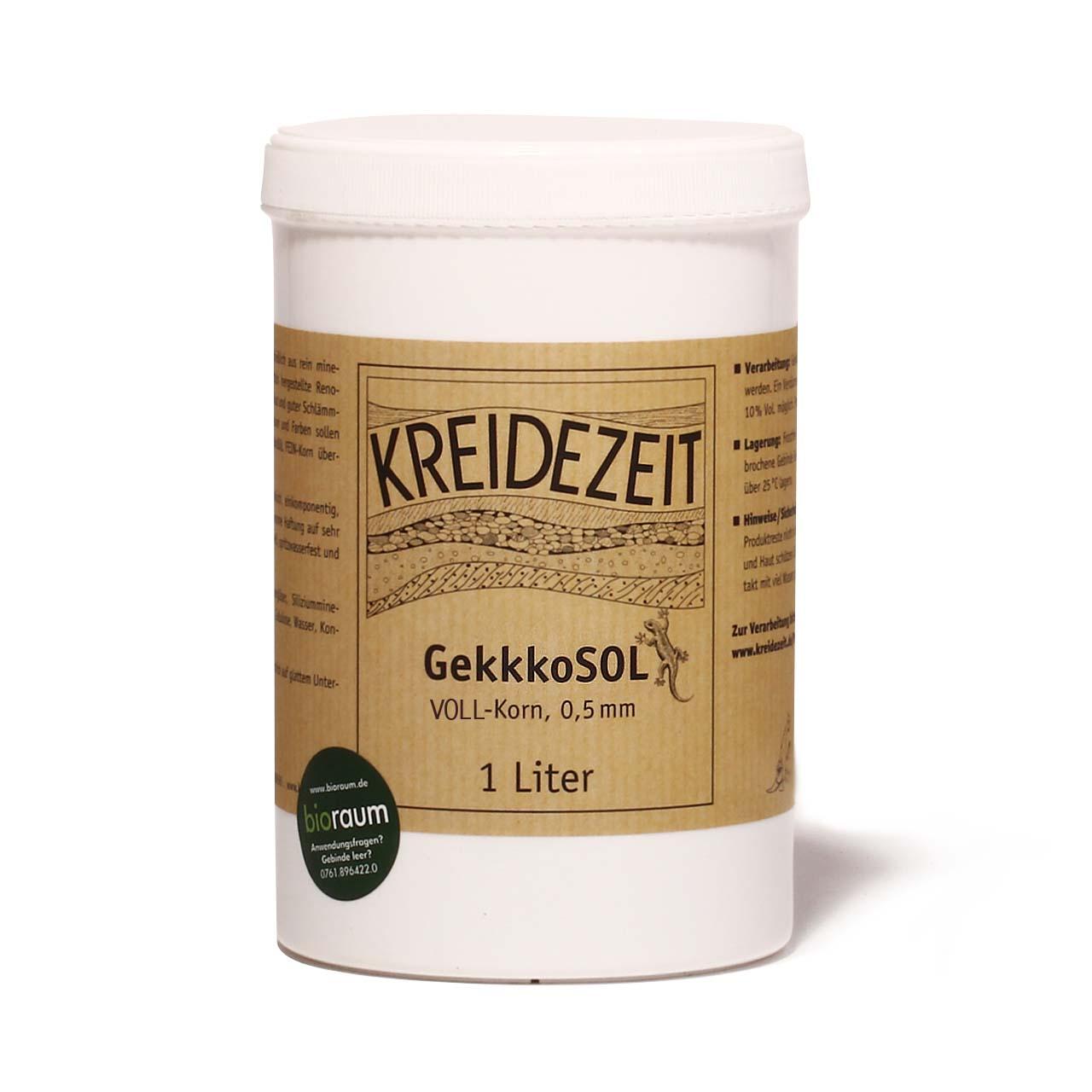 KREIDEZEIT GekkkoSOL Voll-Korn