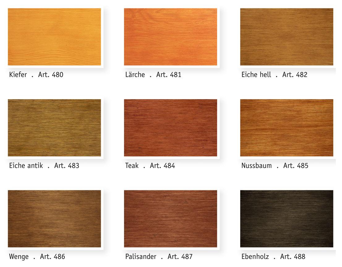 Favorit Kreidezeit Holzlasur Kiefer   Kreidezeit Naturfarben Shop von Bioraum AL34